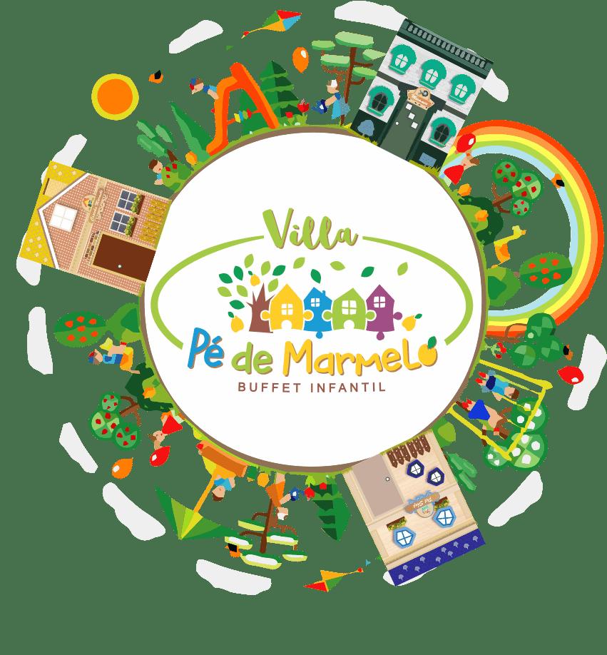a villa villa pe de marmelo buffet infantil
